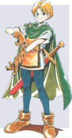 Bowie, Hero of the Shining Force
