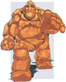 Claude, Golem of the Shining Force