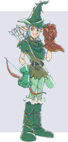 Elric, Archer of the Shining Force
