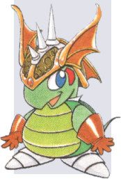 Kiwi, Tortoise of the Shining Force