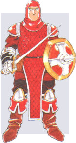 Lemon, Red Baron of the Shining Force