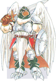 Luke, Birdman of the Shining Force