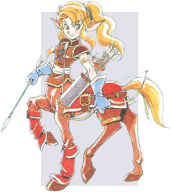 May, Ranger of the Shining Force
