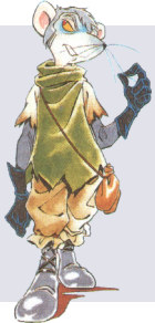 Slade, Thief of the Shining Force